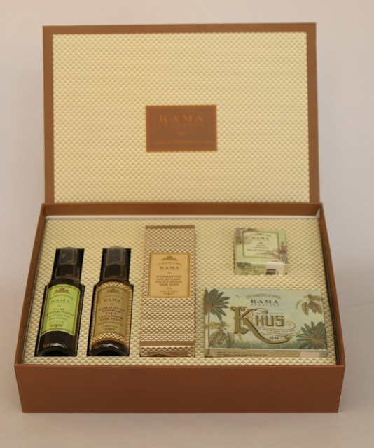 Kama Ayurveda-Valentine day box for Men